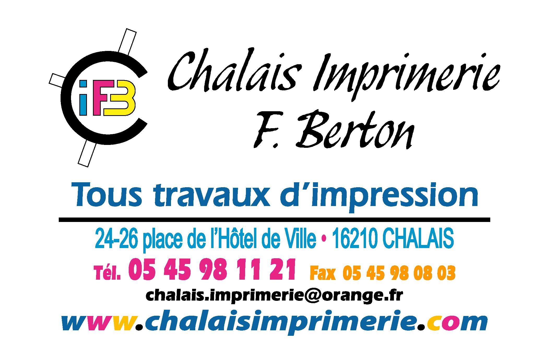 Chalais Imprimerie