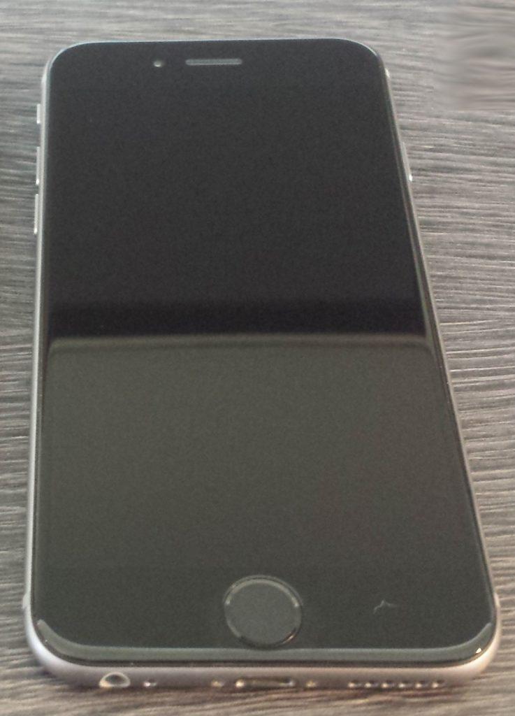 Ecran d' APPLE iPhone 6 - réparé